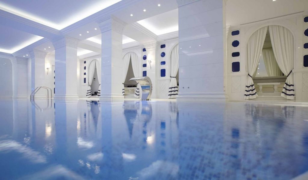 seawater swimming pool