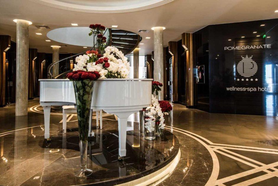 Pomegranate - An intricate design hospitality