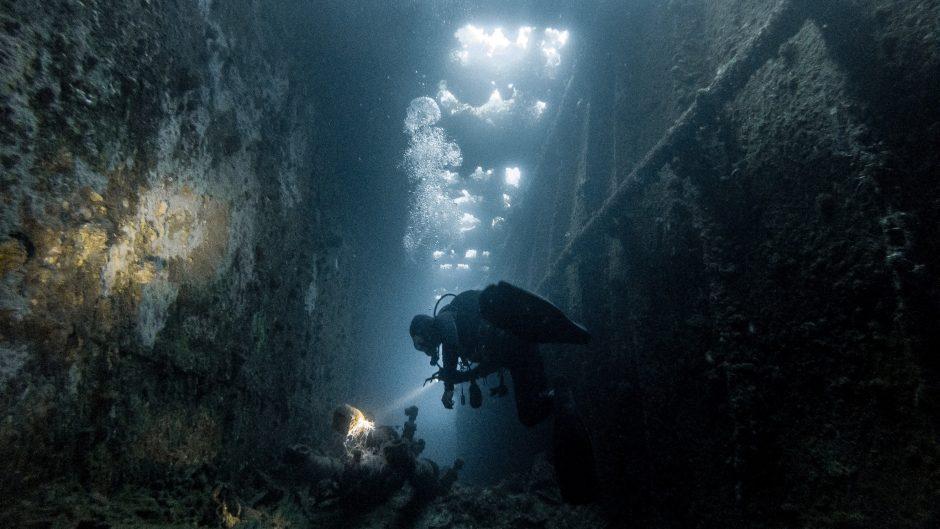 Top Scuba Diving Spots in Halkidiki