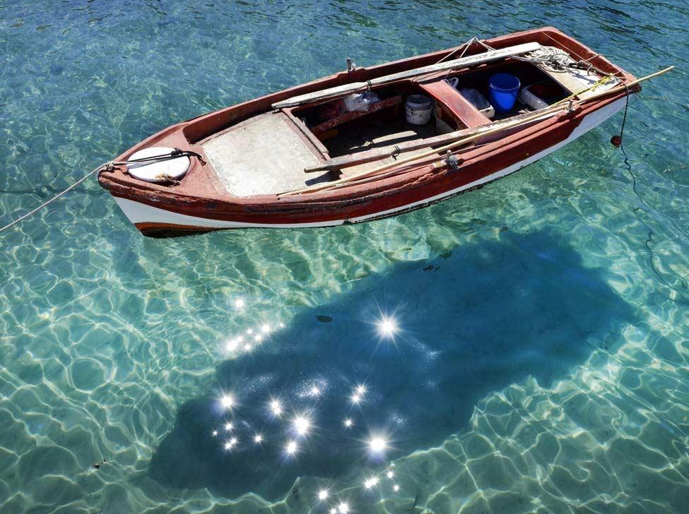 Halkidiki's pristine beaches